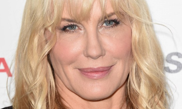 Actress Daryl Hannah is 56. She recently went public about her lifelong struggles with autism. (Getty Images: Jason Merritt)