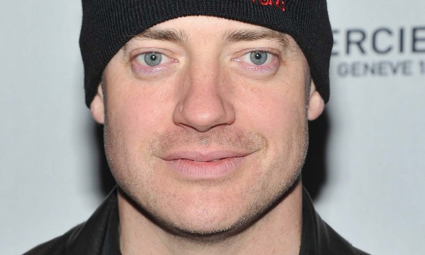 "Actor Brendan Fraser -- ""The Mummy,"" ""Crash,"" ""Gimme Shelter"" -- is 48. (Getty Images: Theo Wargo)"