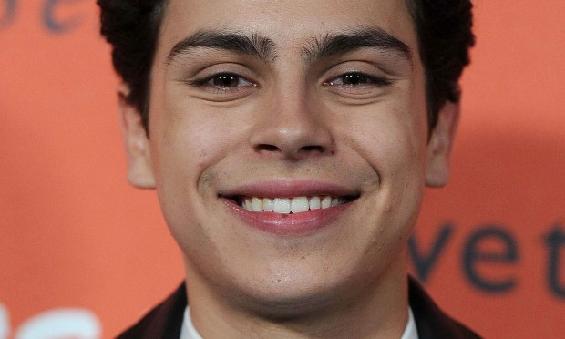 "Actor Jake T. Austin of ABC Family's ""The Fosters"" is 22. (Getty Images: Valerie Macon)"