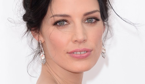 "Actress Jessica Pare -- Megan, the doomed wife, in AMC's ""Mad Men"" -- is 36. You might also have seen her in ""Brooklyn"" and ""Hot Tub Time Machine."" (Getty Images: Jason Merritt)"