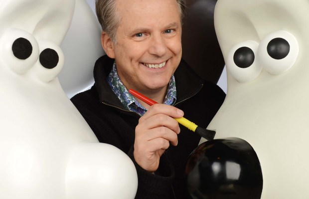 "Oscar-winning filmmaker Nick Park -- who brings us ""Wallace and Gromit"" Claymation joy -- is 58. (Getty Images: Dave J. Hogan)"