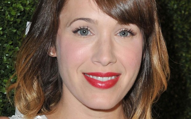 """Actress Marla Sokoloff of """"The Practice"""" is 36. (Getty Images: Angela Weiss)"""