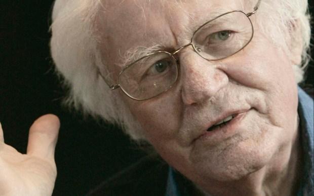 Robert Bly (Associated Press: Jim Mone)