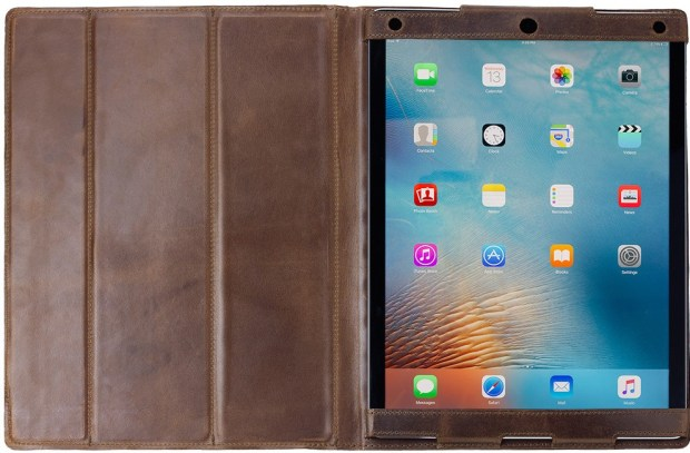 St. Paul-based leather-goods maker J.W. Hulme Co. offers a line of protective cases for Apple mobile devices. (J.W. Hulme Co.)
