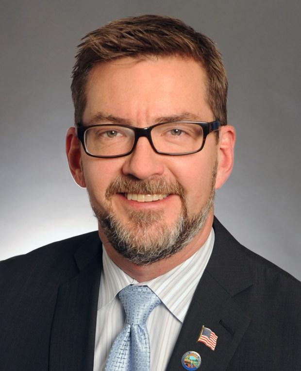 State Sen. Scott Dibble, DFL-Minneapolis