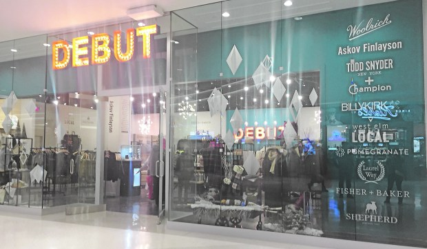 Debut at the Mall of America. (Courtesy photo)