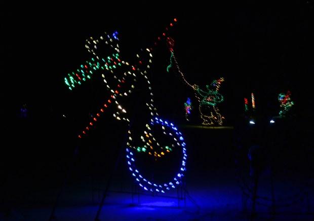 Lake Phalen Christmas Lights