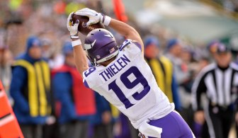 Image result for adam thielen vikings