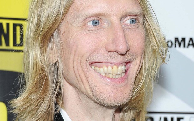 Guitarist Eric Erlandson of Courtney Love's band Hole is 54. (Getty Images: Michael Loccisano)