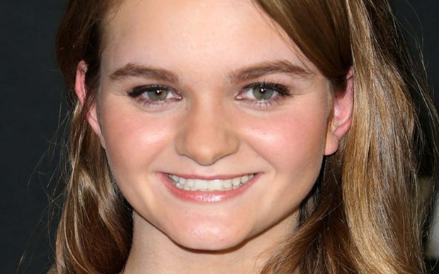 "Actress Kerris Dorsey of Showtimes' ""Ray Donovan"" is 19. (Getty Images: Frederick M. Brown)"