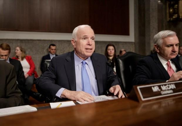 Trump Slams McCain Over Yemen Comment
