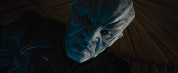 "Idris Elba in ""Star Trek Beyond."""