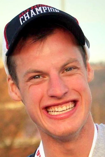 William Andrew Grahek, who grew up in Centerville, Minn., was fatally shot in Duluth on Tuesday, Feb. 14, 2017. He was a junior at the University of Minnesota Duluth. (Courtesy photo)