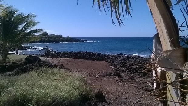 Ancient Hawaiian fishing village at Lapakahi State Historical Park. (Kathy Henderson)