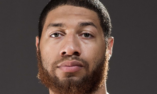 Royce White #30 of the Houston Rockets poses for a portrait during the 2012 NBA Rookie Photo Shoot at the MSG Training Center on August 21, 2012 in Tarrytown, New York. NOTE TO USER: User expressly acknowledges and agrees that, by downloading and/or using this Photograph, user is consenting to the terms and conditions of the Getty Images License Agreement. (Photo by Nick Laham/Getty Images)