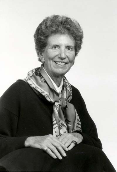 Undated courtesy photo of Kathleen Ridder. Ridder, an advocate for women in sports, education and politics, died April 4, 2017. She was a prime sponsor and major financial contributor to the University of Minnesota's Ridder Arena, the first women's ice hockey arena in the country. (Courtesy of the Ridder family)