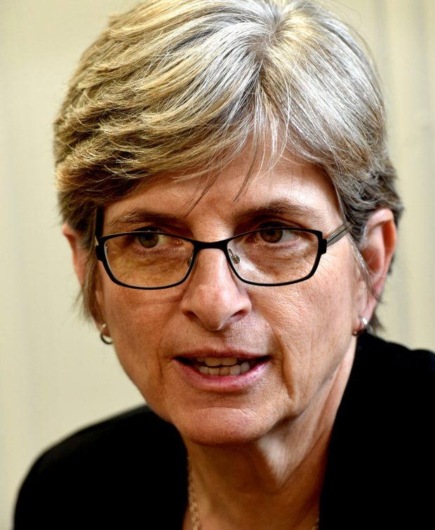 Carol Olson, Executive Director at Minnesota Security Hospital on Wednesday, March 29, 2017. Jean Pieri / Pioneer Press