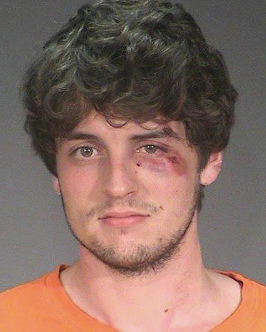 Ayden Michael McGinty-Garza, 21, was charged with first-degree arson and second-degree burglary following his arrest May 17, 2017, in connection with a fire in the 2700 block of Hilo Avenue in Oakdale. (Courtesy of the Washington County sheriff's office)