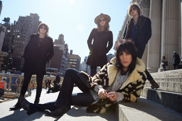 The Struts. (Courtesy of Danny Clinch/Sacks and Co.)