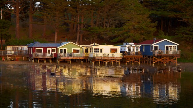 Nick's Cove cottages