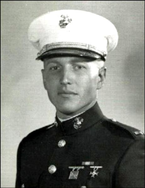 Lieutenant Thomas Drew Brindley was killed in action in the Vietnam War. He was one of 25 St. Paul natives awarded with the Navy Cross. (Lou Ferraro / Courtesy Photo)