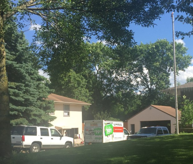 The Broadbent family closed the sale of their house to the city of West St. Paul on June 15 at 4:24 p.m.