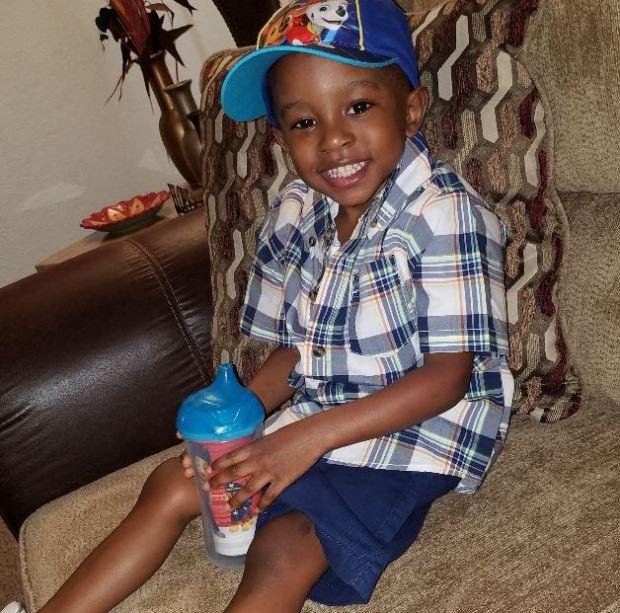 Three-year-old Zayden Ace Lawson died June 7, 2017, in Eagan. (Courtesy Eagan Police Department)