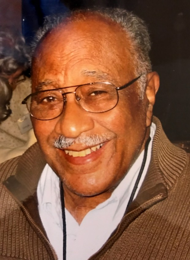 Lifelong St. Paul resident and jazz musician Melvin Whitfield Carter, Sr. died Wednesday, June 14, 2017, of heart failure at the age of 93. (Courtesy of his family)