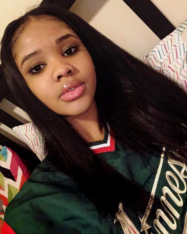 Keyira Nunn, 17, was killed in St. Paul on Friday, June 2, 2017. (Courtesy of Keiariale Nunn)