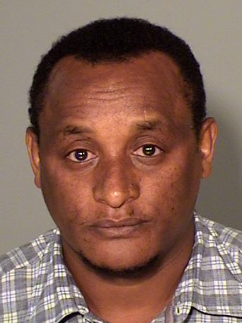 The Ramsey County attorney's office charged Tibesso Hamine Tufa, DOB 1/6/82, of St. Paul, on Thursday, June 15, 2017, with second-degree criminal sexual conduct. (Courtesy of the Ramsey County Sheriff's Office)