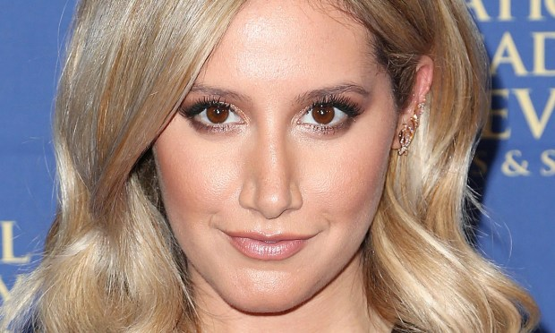 "Actress Ashley Tisdale -- ""Hellcats,"" ""High School Musical"" -- is 30. (Frederick M. Brown/Getty Images)"