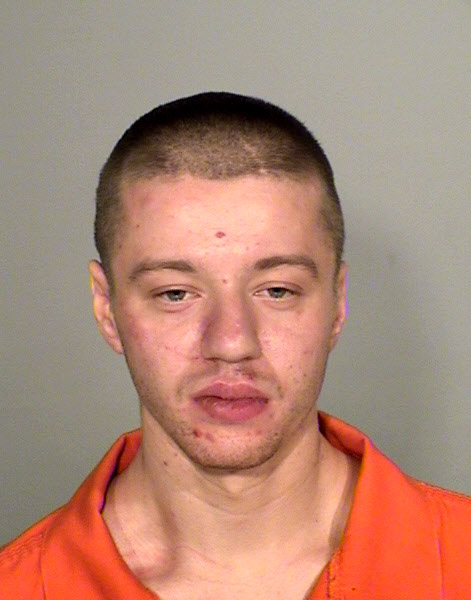 The Ramsey County attorney's office charged Tyler Randall Bjelland, DOB 11/25/90, of Minneapolis, on Monday, July 24, 2017, with criminal vehicular homicide and criminal vehicular operation in a July 21, 2017, crash into a Metro Transit bus in St. Paul that killed passenger Kenneth Foster and critically injured another passenger. (Courtesy of of the Ramsey County Sheriff's Office)