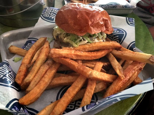 July 2017 photo of fries from the Blue Door Pub in St. Paul. (Jess Fleming / Pioneer Press)