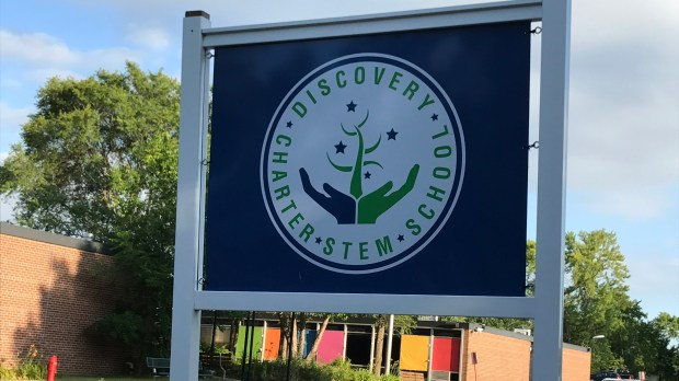 Discovery Charter School is a kindergarten through sixth-grade school with a science focus in Inver Grove Heights. (Christopher Magan / Pioneer Press)