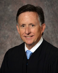 Ramsey County District Judge William H. Leary III, shown in an undated courtesy photo, presided over the trial of St. Anthony police officer Jeronimo Yanez in the fatal shooting of black motorist Philando Castile, who was shot during a traffic stop in Falcon Heights on July 6, 2016. On June 16, 2017, a Ramsey County jury acquitted Yanez on the manslaughter and felony weapons charges he faced for Castile's killing. (Courtesy of the Minnesota Judicial Branch)