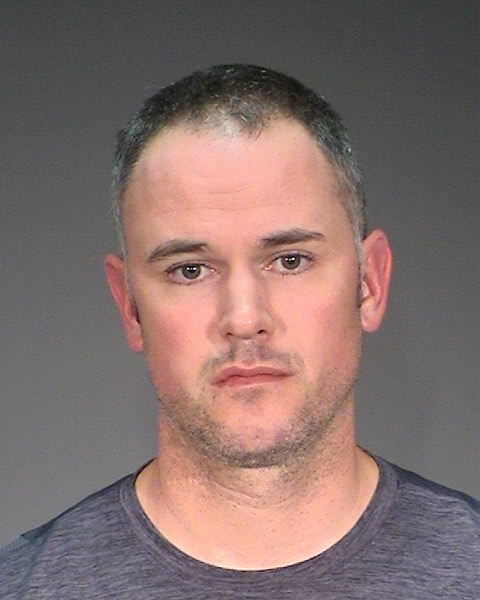 Joseph Robert Labathe, DOB 05/06/1981, was charged with two counts of misdemeanor domestic assault in Washington County on Aug. 16, 2017. Labathe is a St. Paul police officer. (Courtesy of the Washington County Sheriff's Office)
