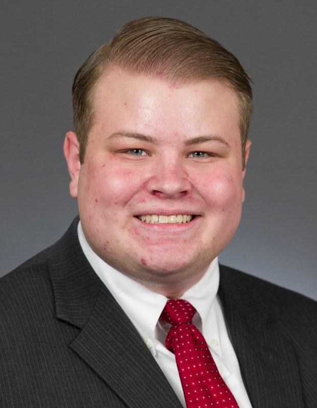 State Rep. Drew Christensen, R-Savage. (Courtesy of Minnesota House)