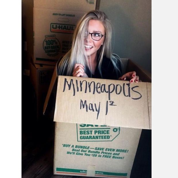 Ella Dorner, 24, is a motivational speaker and author in the Twin Cities. At 16, she fell down the stairs, hit her head twice, and suffered from retrograde amnesia -- complete memory loss. (Courtesy of Ella Dorner)