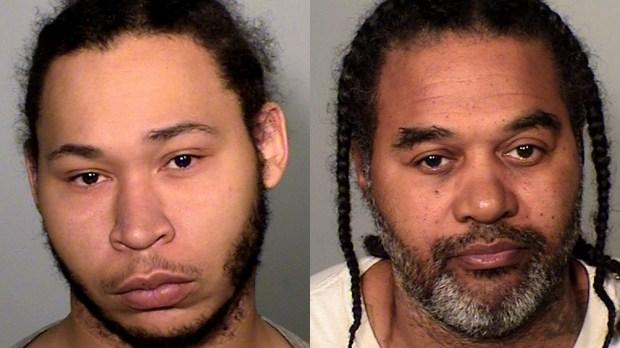 Matthew Alex Morton, left, and Christopher Jerome McKay (Courtesy of Ramsey County sheriff)