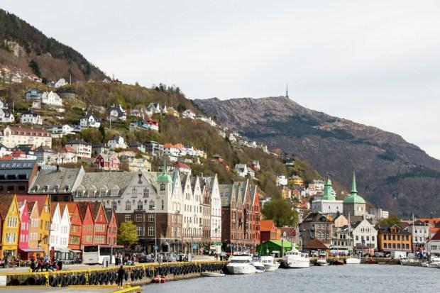 Bergen, Norway. (Skiinformarmatie.nl)