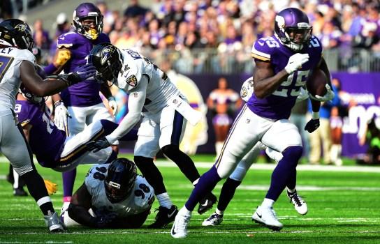 Bob Sansevere: Vikings' Latavius Murray finally gets ...