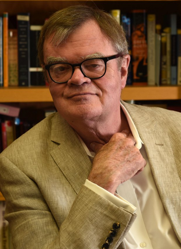 """Garrison Keillor will retire from """"A Prairie Home Companion"""" in July 2016. (Pioneer Press: Scott Takushi)"""