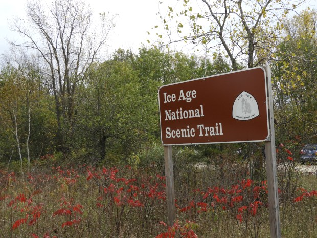 In autumn, the geologically fascinating Ice Age Trail is colorful, cool and uncrowded. (William M. Gurstelle)