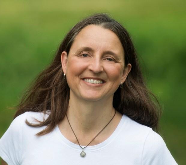 Angela Gustafson, founder of Gustola Granola (Courtesy James J. Hill Center)