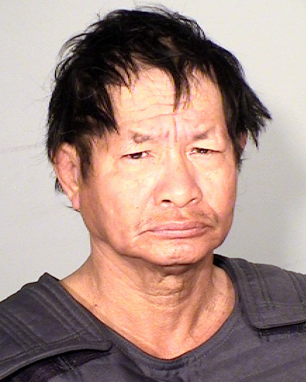 Htoo Day, 61, of St. Paul was charged Thursday, Nov. 9, 2017, with one count of second-degree intentional murder for fatally stabbing 29-year-old neighbor Paw Boh Htoo, according to a criminal complaint in Ramsey County District Court. (Courtesy of the Ramsey County sheriff's office)
