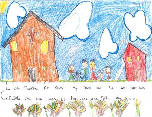 Evelyn, Nuevas Fronteras School, Cottage Grove