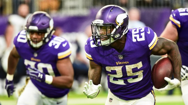 Vikings RB Latavius Murray says he's better now than in ...