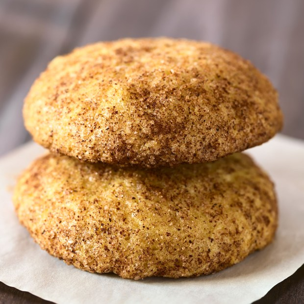 Subtle but noticeable aromas and flavors of vanilla and cinnamon infuse the cookies. (Dreamstime.com)