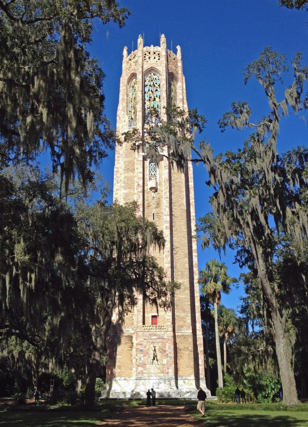 Bok Tower and Gardens, Lake Wales, Florida. (Marjie Lambert/Miami Herald/TNS)
