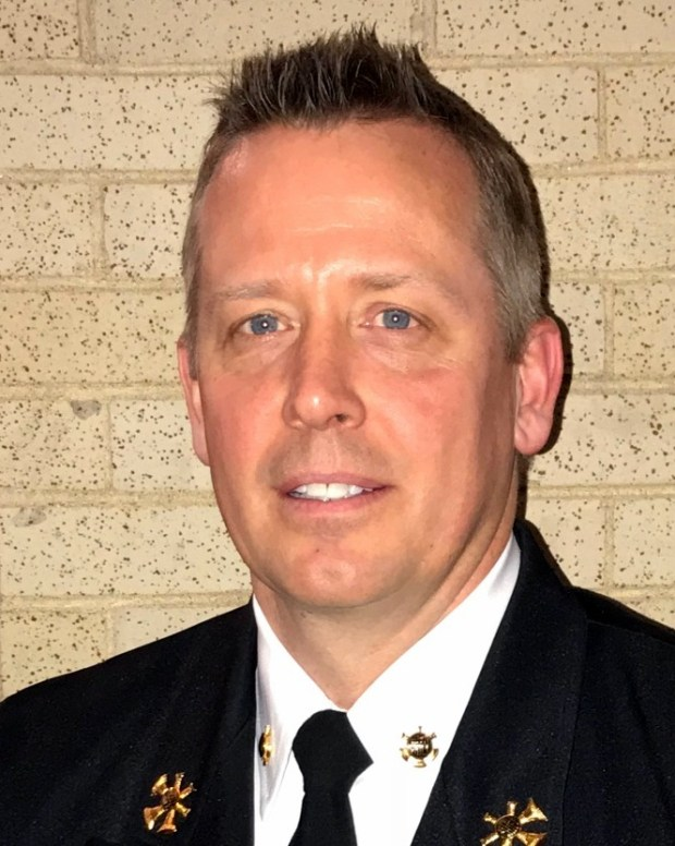 st paul mayor names interim fire chief in wake of butler s